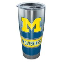 Tervis® University of Michigan 30 oz. Knockout Stainless Steel Tumbler with Lid