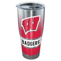 Tervis® University of Wisconsin 30 oz. Knockout Stainless Steel Tumbler with Lid