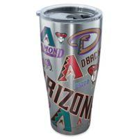 Tervis® MLB Arizona Diamondbacks All Over 30 oz. Stainless Steel Tumbler with Lid