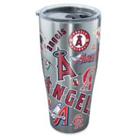 Tervis® MLB Los Angeles Angels All Overr 30 oz. Stainless Steel Tumbler with Lid