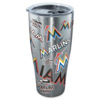 Tervis® MLB Miami Marlins All Over 30 oz. Stainless Steel Tumbler with Lid