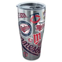 Tervis® MLB Minnesota Twins All Over 30 oz. Stainless Steel Tumbler with Lid
