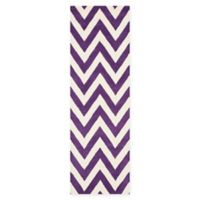 Buy Purple Runner Rug From Bed Bath Amp Beyond
