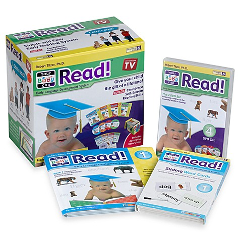 does the baby can read DVD sets really help babies learn ...