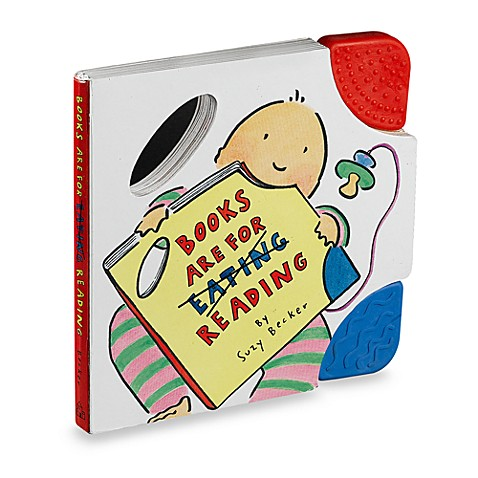 Books are for Reading! Board Book