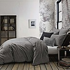 Kenneth Cole Mineral Yarn-Dyed Full/Queen Comforter Set in Charcoal