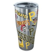 Tervis® MLB Pittsburgh Pirates All Over 30 oz. Stainless Steel Tumbler with Lid