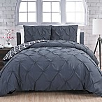 Avondale Manor Madrid Queen Duvet Cover Set in Charcoal