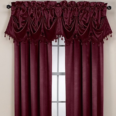 Mira Insulating Valance in Purple