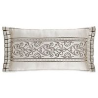 J. Queen New York™ Mirabella Boudoir Throw Pillow in Beige