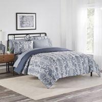 Simmons® Emerson King Comforter Set in Steel