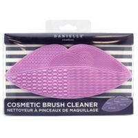 Cosmetic Brush Cleansing Mat in Light Pink