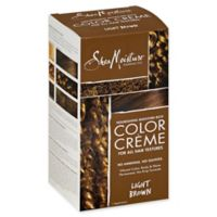SheaMoisture® Color Crème for All Hair Textures in Light Brown