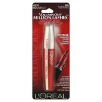 L'Oréal® Paris .31 oz. Voluminous Million Lashes Excess Mascara in Blackest Black