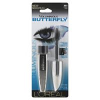 L'Oréal® Voluminous Butterfly™ .22 fl. oz. Mascara in Black