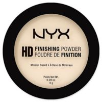 NYX Professional Makeup .28 oz. High Definition Mineral Based Finishing Powder in Banana