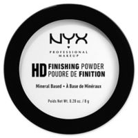 NYX Professional Makeup .28 oz. High Definition Mineral Based Translucent Finishing Powder