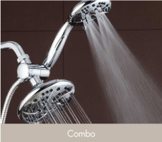Shop Combo Shower Heads