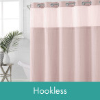 Shop Hookless Shower Curtains