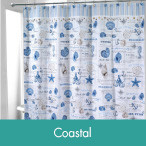 Shop Coastal Shower Cutains