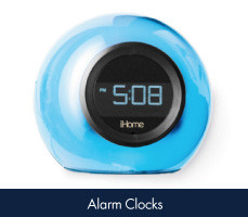 Shop Alarm Clocks
