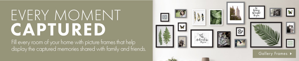 Frames & Albums - Picture, Collage & Wood Frames | Bed Bath & Beyond
