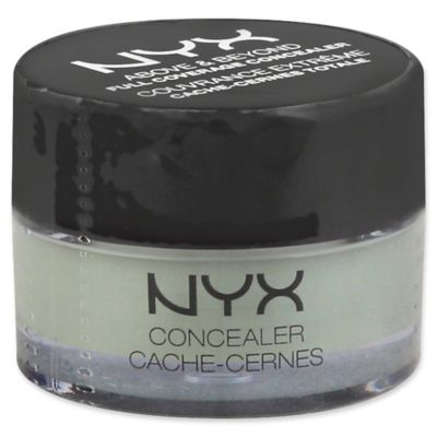 NYX Above & Beyond .25 oz. Full Coverage Concealer in Green