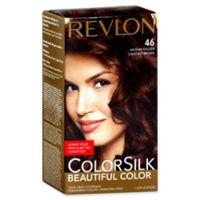 Revlon® ColorSilk Beautiful Color™ Hair Color in 46 Medium Golden Chestnut Brown
