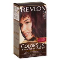 Revlon® ColorSilk Beautiful Color™ Hair Color in 34 Deep Burgundy