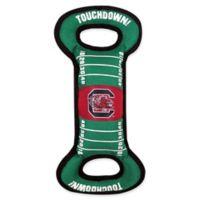 University of South Carolina Pet Football Field Tug Toy