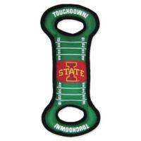 Iowa State University Pet Football Field Tug Toy