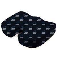 NFL Carolina Panthers Memory Foam Seat Cushion