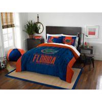 """University of Florida Florida Gators """"Modern Take"""" Full/Queen Comforter Set"""