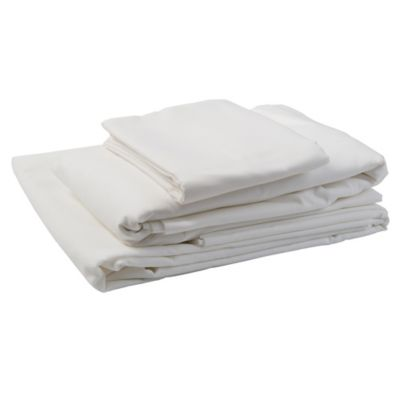 DMI Hospital Bed Sheet Set In White