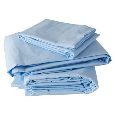 DMI Hospital Bed Sheet Set In Blue
