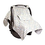 Summer Infant® Muslin Little Looks Car Seat Canopy in Grey
