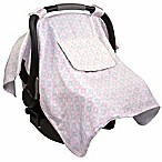 Summer Infant® Muslin Little Looks Car Seat Canopy in Pink
