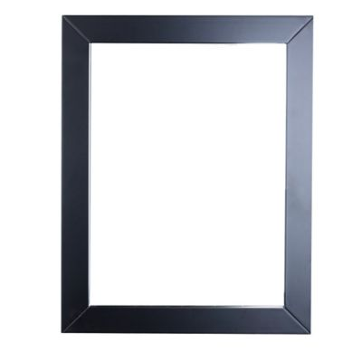 eviva new york 24inch x 31inch vanity mirror in espresso