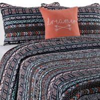 Aztec Full/Queen Quilt Set