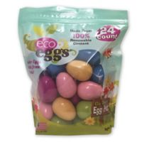 eco eggs® 24 ct. Stand Up Bag Plant Based Easter Eggs