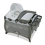 Graco® Pack 'n Play® Alexa Quick Connect Portable Napper in Grey