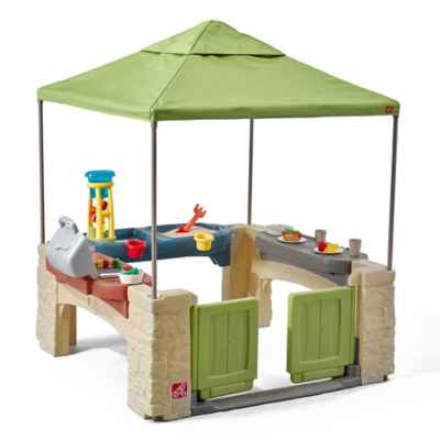 Step2® All Around Playtime Patio With Canopy™