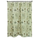 Bacova Yosemite Shower Curtain in Grey