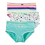 carter's® Size 2T-3T 3-Pack Rainbow Unicorn Panties