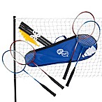 Hey! Play! 14-Piece Badminton Set