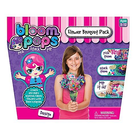 Buy U Create Bloom Pops Flower Bouquet Pack From Bed Bath Amp Beyond