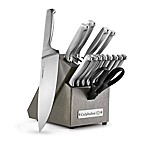 Calphalon® Classic Self-Sharpening 15-Piece Cutlery Set with SharpIN™ Technology