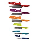 Core Kitchen Perfect Precision 12-Piece Knife and Sheath Set