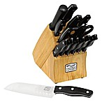 Chicago Cutlery® Metropolitan® 15-Piece Knife Block Set