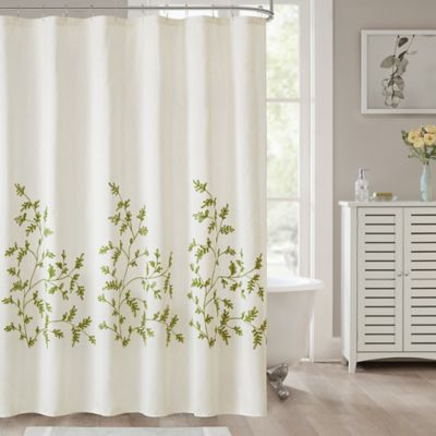 Sage Green And Brown Shower Curtains Curtain Menzilperde Net